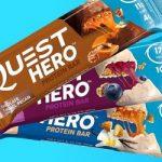 10/PK Quest Hero Protein Bar - <SPAN>$18.99 Shipped</SPAN>