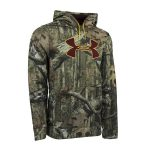 Under Armour Fleece Camo Hoodie - <span>$30 Shipped</span>