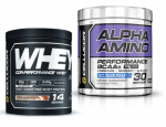 Alpha Amino & COR-WHEY - <span> $19.99 </span> w/ Campus Protein Coupon