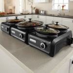 3 Crock-Pot Connectables - <Span>$99 Shipped</span>