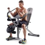 Gold's Gym XRS 20 Olympic Workout Bench - <span> $97 Shipped</span>