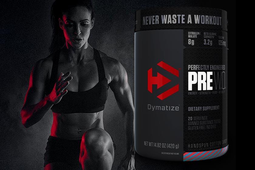 Dymatize PreWO Review