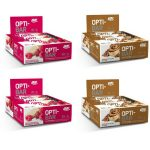 4 x Optimum Nutrition Opti-Bar (48 bars!) - <Span>$24!</span> $6/Box
