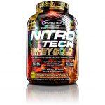 6LB NitroTech Whey Gold, 100% Pure - <span> $39</span>
