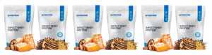 best myprotein whey isolate flavors