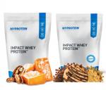 11LB Impact Whey Protein + 0.55LB Bonus - <span> $49.99</span>