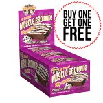 12/pk Lenny & Larrys Muscle Brownies -  <span>$12.5ea</span>