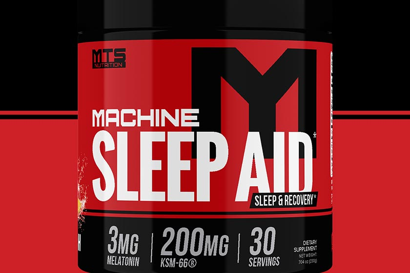 MTS Machine Sleep Aid Image
