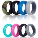 Silicone Wedding Ring  - <span> $6.99 Shipped</span>