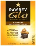 12/pk Raw Rev Glo Protein Bars - <span> $8.6</span>