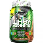 2LB All-In-One Whey + Greens - <span> $19.99</span>