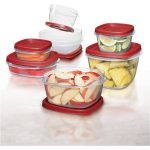 14/pk Rubbermaid Food Storage Container Set - <span>$9 </span>