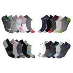 20-Pack Moisture Socks - <span> $14.99 Shipped</span>