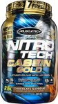 5LB Nitro Tech Casein Gold - <span>$34</span> w/Bodybuilding Coupon