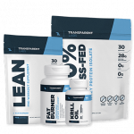 TRANSPARENT LABS  <SPAN>15% OFF</SPAN>