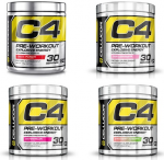2 x 60serv CELLUCOR C4 - <span>$44.99 (30s for $11!)</span>