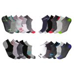 20/Pk Moisture Wicking Sock - <span> $13.99 Shipped </span> w/Coupon