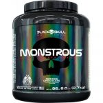 6LB Black Skull Monstrous - <span> $19.99EA</span>