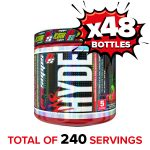 8 x 30s PROSUPPS Mr. HYDE - <Span>$79.99 ($9.99/30serv!)</span>
