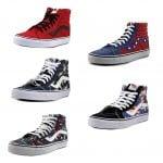 Vans Sk8-Hi Reissue Skate Shoe - <span> $29.99 Shipped</span>