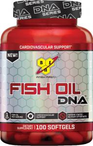 BSN : Fish Oil DNA