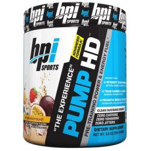 BPI Sports : PUMP-HD