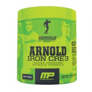 Muscle Pharm : Arnold Schwarzenegger Series Iron CRE3