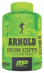 Muscle Pharm : Arnold Schwarzenegger Series Iron Cuts