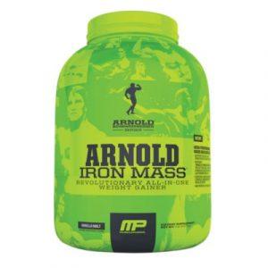 Muscle Pharm : Arnold Schwarzenegger Series Iron Mass