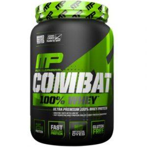 Muscle Pharm : Combat 100% Whey