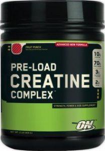 Optimum Nutrition : Pre-Load Creatine Complex