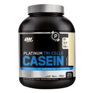 Optimum Nutrition : Platinum Tri-Celle Casein