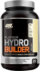 Optimum Nutrition : Platinum Hydrobuilder