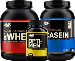 Optimum Nutrition : Performance Stack