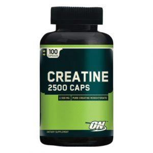 Optimum Nutrition : Creatine 2500