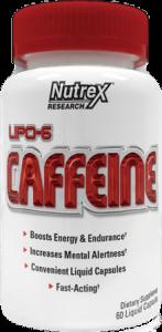 Nutrex : Lipo-6 Caffeine