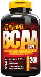 Mutant : BCAA Caps