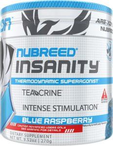 Nubreed Nutrition : Insanity