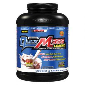 AllMax Nutrition : QuickMass Loaded