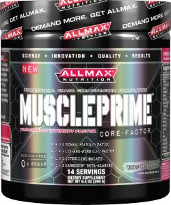 AllMax Nutrition : Muscle Prime