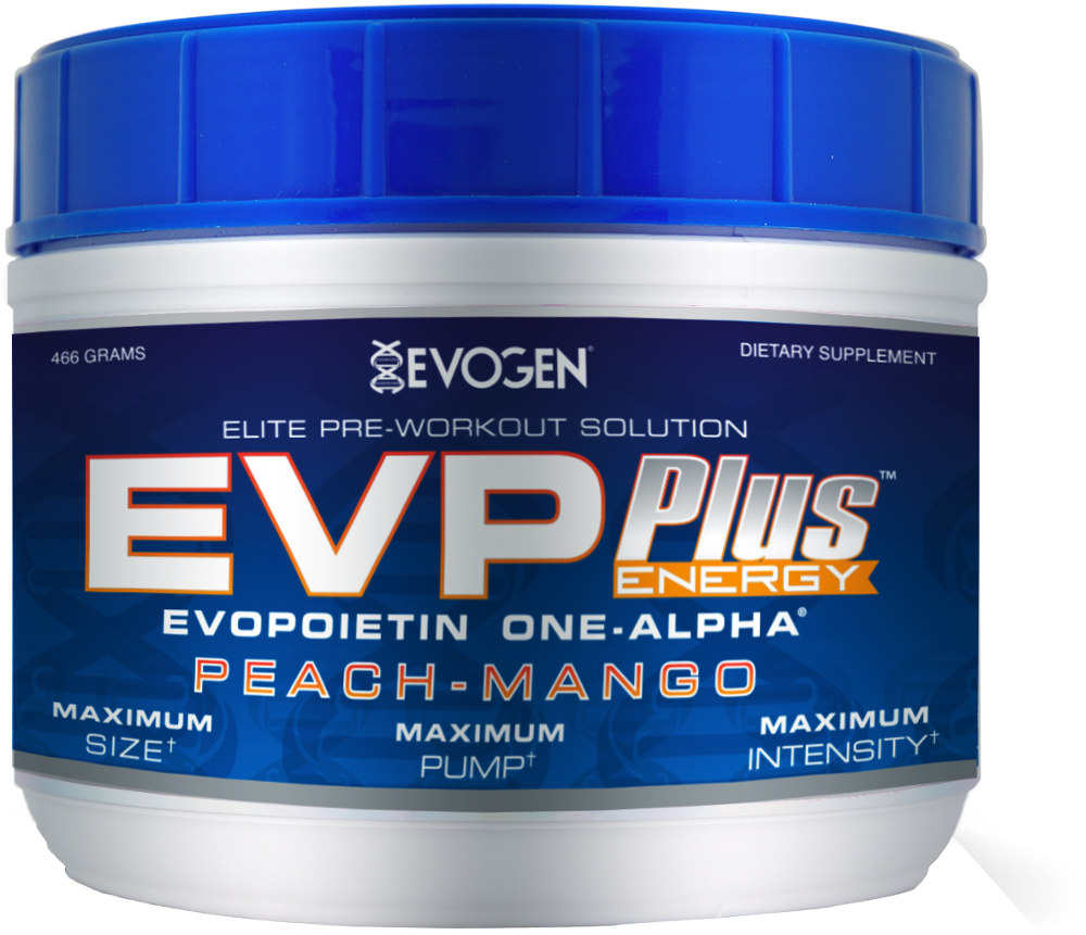 Evogen EVP Plus - Compare Prices   Fitness Deal News