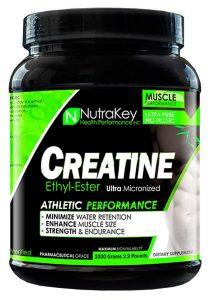 Nutrakey : Creatine Ethyl Ester