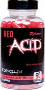 Controlled Labs : Red ACID Reborn