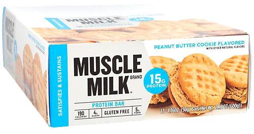 CytoSport Muscle Milk Collegiate Bar