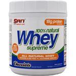 SAN 100% Natural Whey Supreme
