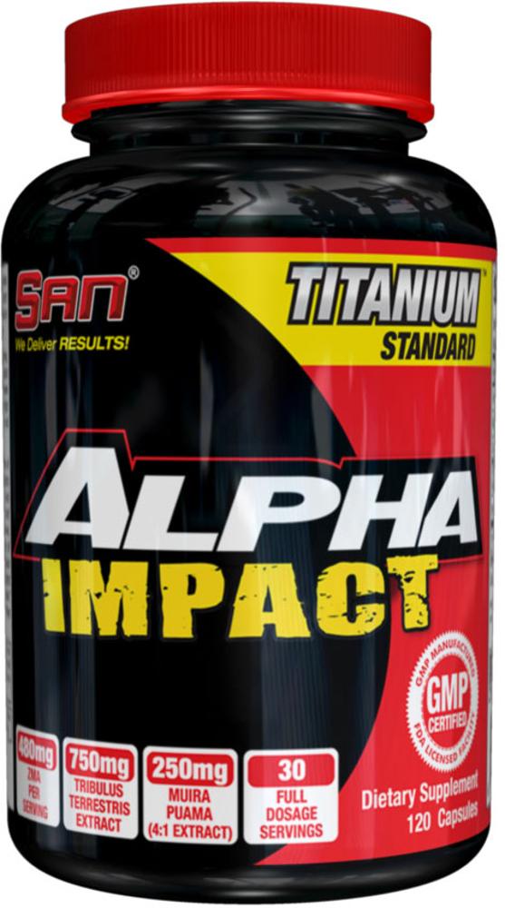 SAN Alpha Impact