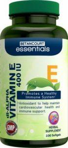 Betancourt : Essentials Vitamin E